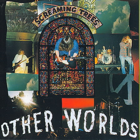 OTHER WORLDS BY SCREAMING TREES (CD)