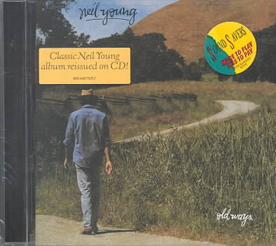 OLD WAYS BY YOUNG,NEIL (CD)